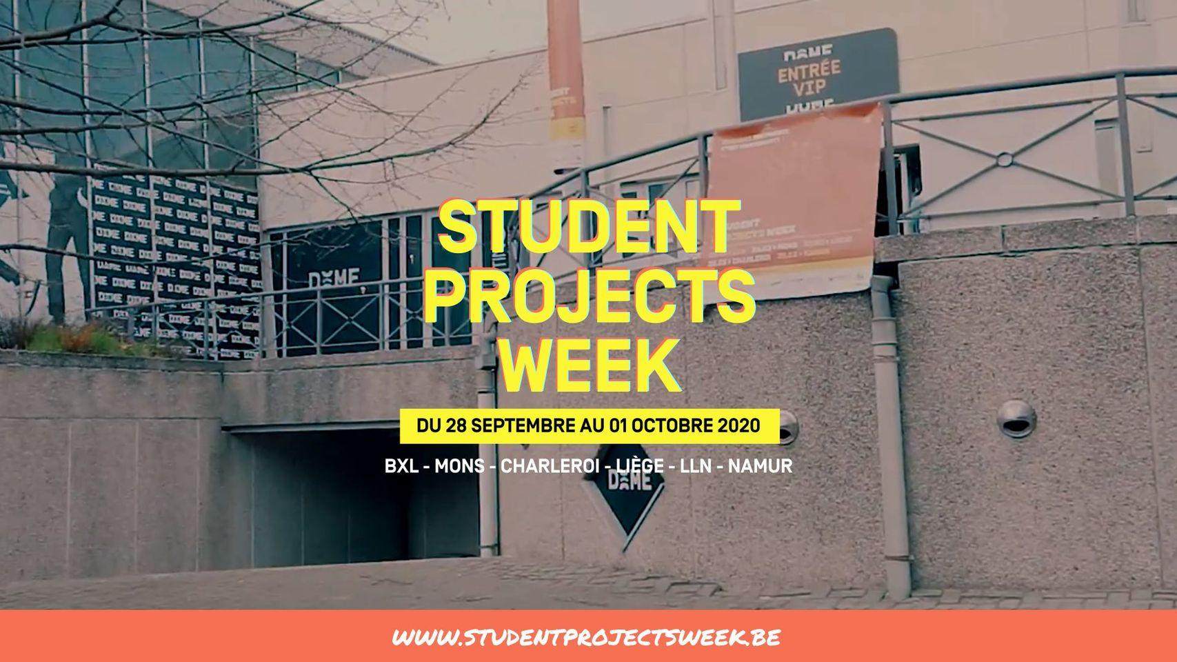 Student Projects Week 2020