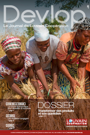 Journal Dévelop' octobre 2018
